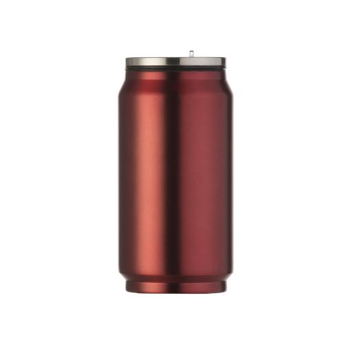 Squeeze Metal Latinha Fosco 275ml - REF: 5618F