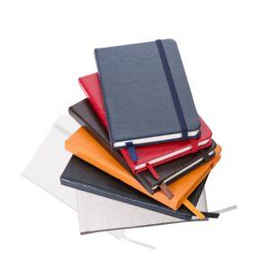 Caderneta tipo Moleskine - REF: 12595