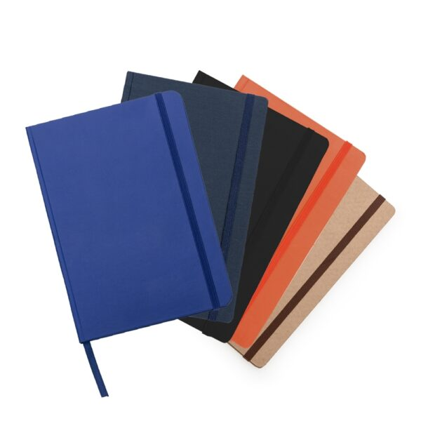 Caderneta tipo Moleskine - REF: 12537