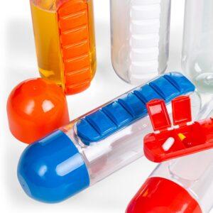 Squeeze 700ml Porta Comprimido - REF: 13996