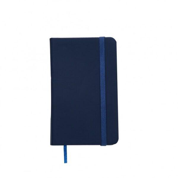 Caderneta tipo Moleskine - REF: 12513 S/P