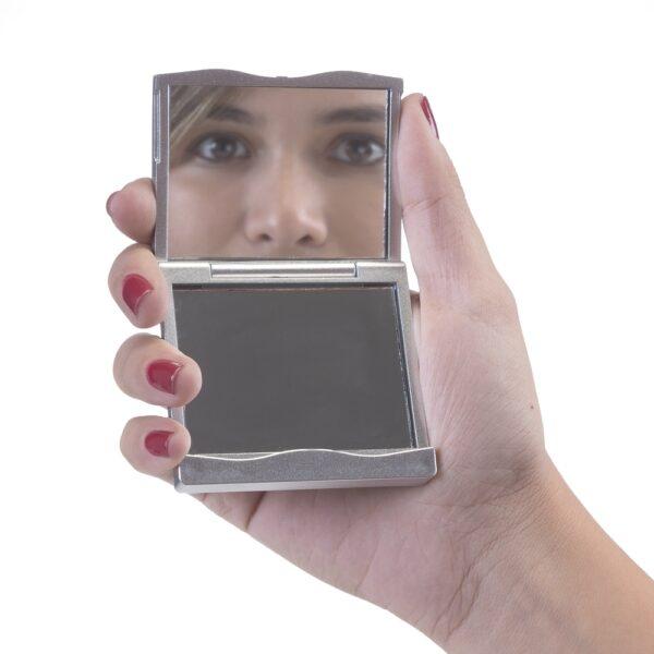 Espelho Duplo Sem Aumento - REF: 12069
