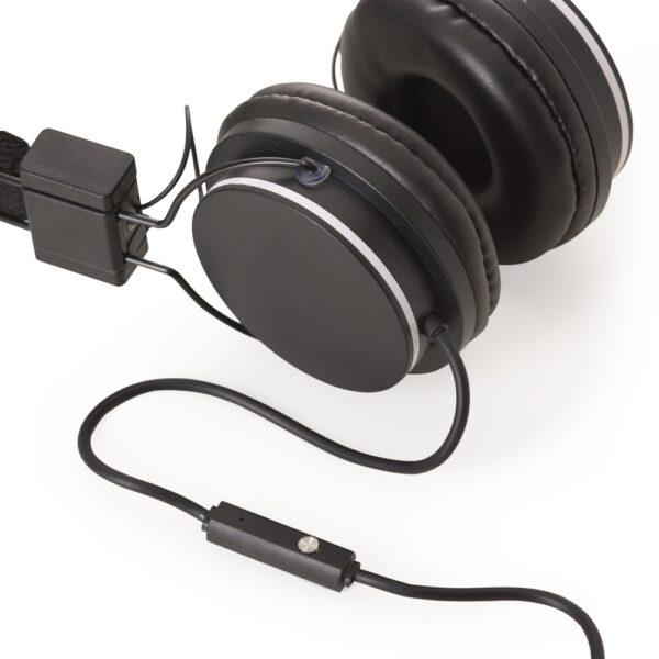 Headfone Estéreo com Microfone - REF: 13186