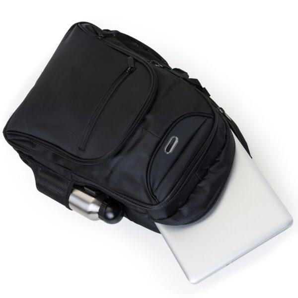 Mochila para Notebook com Plaquinha Metálica - REF: 3033P