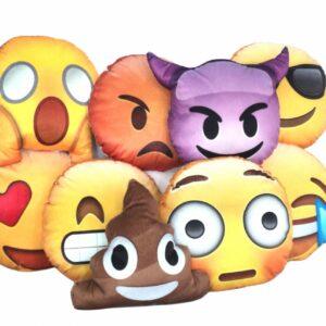 Emotions / Emoji - 30 cm de diâmetro - REF: 731453