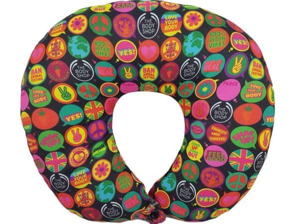 Almofadas de Pescoço Personalizadas com botão - REF: 975755