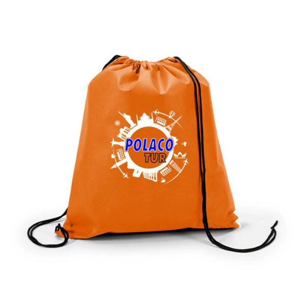 Sacola tipo mochila 37 x 41 cm - REF: 986455