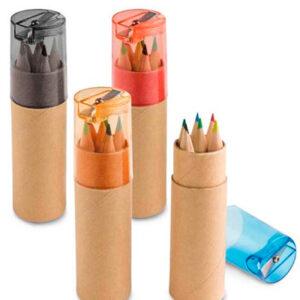 Caixa de lápis pequena personalizada - REF: 99967
