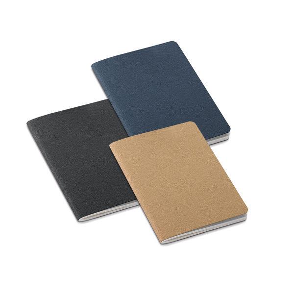 Caderno em cartão reciclado - Ref. 93461-SG