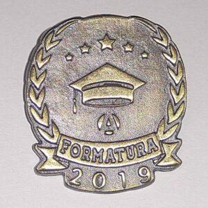 PIN de Metal Envelhecido - Ref. 33-CT