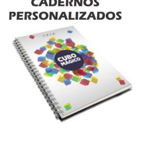 Caderno Personalizado - Ref. 506-PT