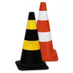 Cone de Borracha - REF. 148-PG