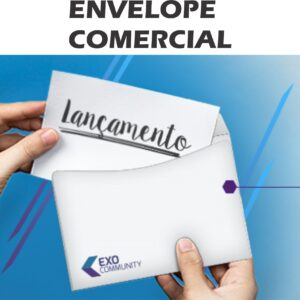 Envelope Carta - Ref. 517-PT