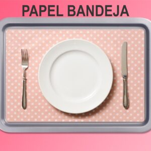 Papel Bandeja - Ref. 526-PT