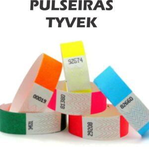 Pulseira de Identificação Tyvek - Ref. 529-TG