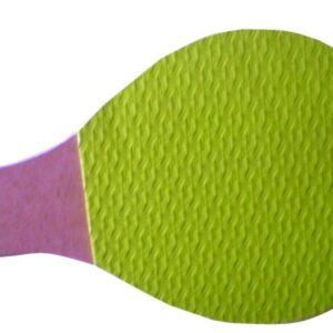Raquete Ping Pong Madeira x Borracha - REF. 185-PG