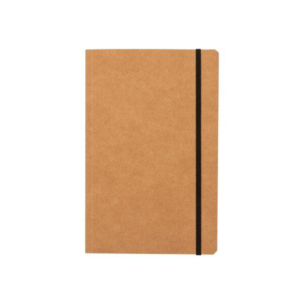 Caderneta Tipo Moleskine Quadriculado - Ref. 03013 Q