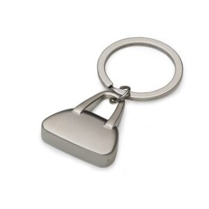 Chaveiro Metal formato Bolsa - Ref. 11944