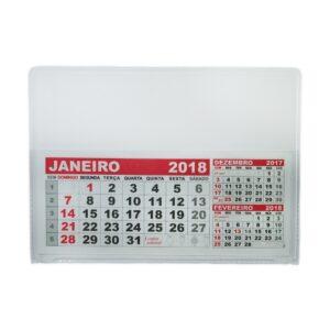 Calendário de Pvc - Ref. 12657