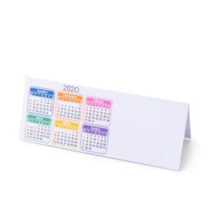 Calendário Plástico- Ref. 13389