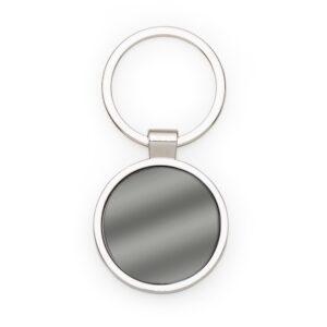 Chaveiro de Metal Redondo - Ref. 13673