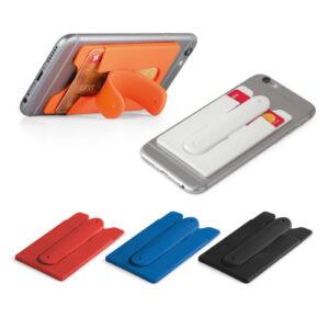 Porta Cartões para Celular em Silicone - Ref. 93321-SG