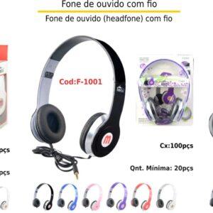 Fone de Ouvido com Fio – Ref. 013-SX