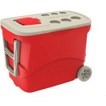Caixa Térmica Tropical com Rodas - Ref. 50-SOP