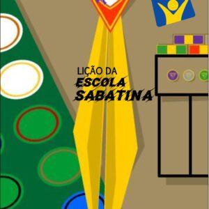 Capa de Lição da Escola Sabatina - Ref. 337-SCD