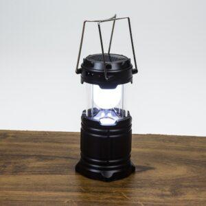 Lanterna Plástica Led Recarregável - Ref. 13247