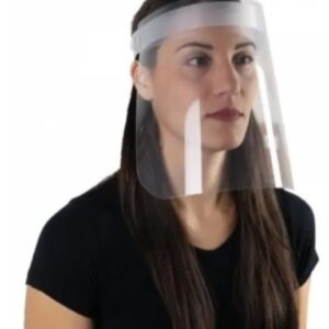 Máscara de Acrílico para Proteção Face Shield - Ref. 678-DC