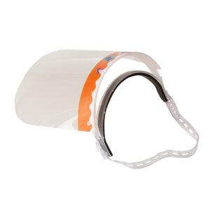 Máscara Infantil PETG de Proteção Facial - Ref 14471C
